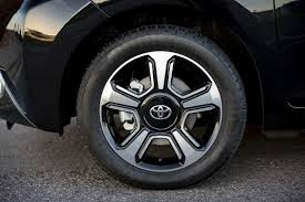 Toyota Tyre Pressure And Size Guide