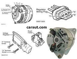 Ford Voltage Regulator To Generator Wiring Diagram Amp Gauge Wiring Diagram