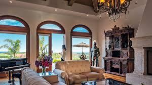 Ranch Living Room Santa Barbara Ocean View Ranch 777 Glen Annie Road