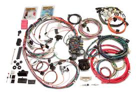 circuit direct fit camaro harness details painless 26 circuit direct fit 1974 77 camaro harness by painless performance