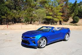2016 Chevrolet Camaro SS Convertible Test Drive Review ...