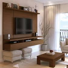 elegance floating wall tv stand unit 2