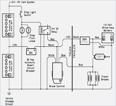 Boat Wiring Diagram 12V installing electric brake controls on 24 volt vehicles new wiring diagram pj trailers