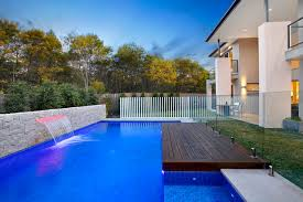 modern pool designs and landscaping. Modern Pool Design Contemporary-pool Designs And Landscaping E