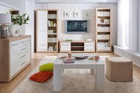 Living Room Furniture Oak Living Room Furniture Set Polish Black Red White Modern Furniture