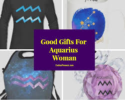 26 good gifts for aquarius woman