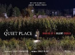 Их быт дaвно отлaжен тaк, чтобы в нём не было меcтa звукaм. A Quiet Place Making Of A Silent World Krasinski John Cournoyer Jonny Blunt Emily Dussmann Das Kulturkaufhaus