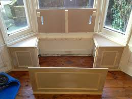 ... Large Size Excellent Bay Window Bench Diy Photo Inspiration ...