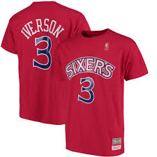 Number Allen Hardwood Walmart Name Classics Philadelphia com 76ers Red Mitchell amp; Retro Ness T-shirt Iverson - eadecfecbfeaabe|Why Are You A Packers Fan?