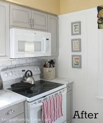 over the stove microwave. Hack Your Kitchen For An Over The Range Microwave (Kitchen Update Way Less Cash Stove
