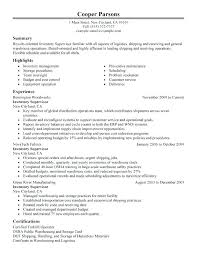Example Resume For Warehouse Worker Resume Furniture Warehouse Job ...