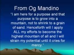 Og Mandino Quotes Mesmerizing Og Mandino Og Mandino Quotes FREE Lessons From Og Mandino YouTube