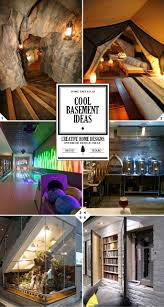 cool basement. 39 Cool Basement Ideas: From Secret Doors To Your Own Brewery