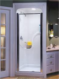 Compact Shower Stall Nice Shower Units For Small Bathrooms Shower Stalls For Small