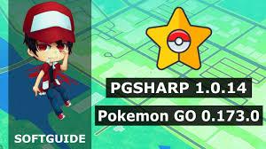 PGSharp 1.0.14 Pokemon GO 0.173.0 - YouTube