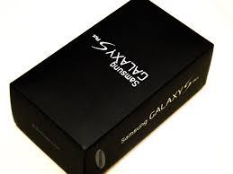 Samsung Smarthphone box