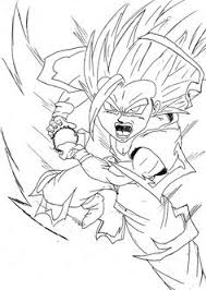 18 Best Dragon Ball Z Images Coloring Pages Coloring Books