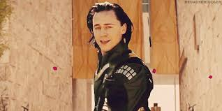 Find this pin and more on loki by stony. Tom Hiddleston As Loki Gifs Popsugar Entertainment