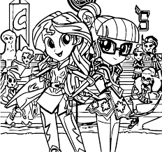 Small Picture My Little Pony Coloring Pages And Games Coloring Pages