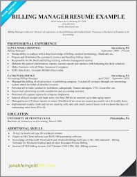 Resume Objective Examples For Medical Coding And Billing Lovely
