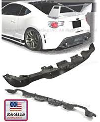 amazon com ijdmtoy smoked lens all in one led rear fog light kit Scion Fr S Fog Light Wiring Diagram 2012 2013 2014 subaru brz scion fr s rear bumper lower air flow diffuser spoiler Fog Light Wiring Diagram without Relay