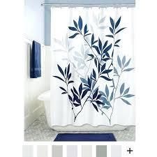 wonderful interdesign shower curtain interdesign astor shower curtain tension rod