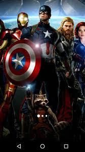 Avengers Wallpaper Hd Für Android Apk Herunterladen