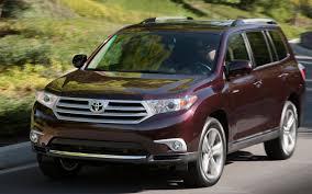 2013 Toyota Tacoma, Tundra, Highlander Get Trim, Equipment Changes
