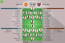 We are all united as the reds go marching on! Man Utd V West Ham As It Happened Besoccer