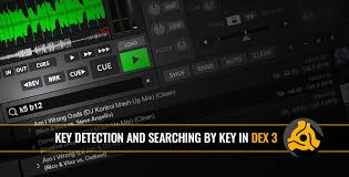 Tempo Mixing Chart Mixing Harmonically With Dex 3 Dj Software Finding Key