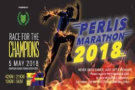 Race Connections Perlis Marathon 2018