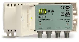 Купить <b>Модулятор Terra MT 47</b> в интернет-магазине, цена ...