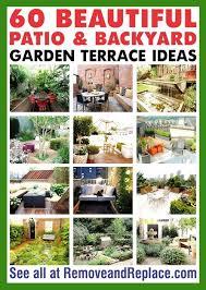 60 beautiful patio and backyard garden