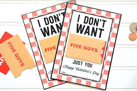 valentines day gift card creative ideas for him her heartland soul gifts guys boyfriend amazon