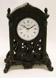 black art deco filigree mantel clock antique reproduction design on art deco wall clock reproduction with black art deco filigree mantel clock antique reproduction design
