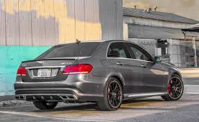 Driven And Desired: 2014 Mercedes-Benz E63 AMG S-Model 4MATIC ...