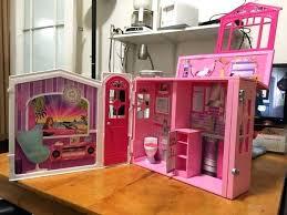 barbie size dollhouse furniture set. Barbie Doll Dollhouse House Size Furniture Master Bedroom Set .