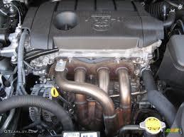 2011 Toyota Sienna Standard Sienna Model 2.7 Liter DOHC 16-Valve ...