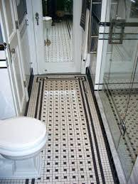 black and white bathroom tile vintage 9 hexagon floor uk black and white bathroom tile