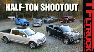 What's the Best 2019 Half-Ton Truck? - Canadian Edition - YouTube