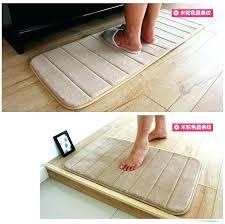 large memory foam rug extra designs