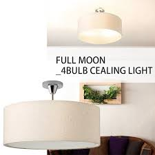 full moon full moon 4 bulb ceiling light 4 light ceiling light merc