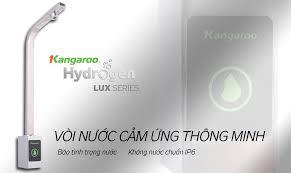 Mát nhãn với máy lọc nước Hydrogen Kangaroo KG100HU+ thế hệ mới
