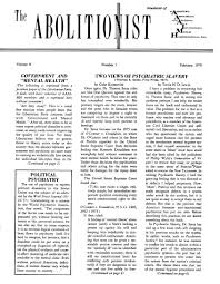 the abolitionist page 1 page 5