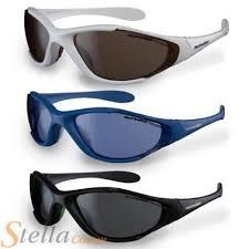 sunwise predator orange sports wrap lunettes de soleil rivfah