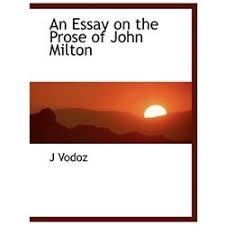milton essay john milton essay