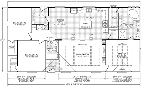 double wide floor plans 3 bedroom. The Rocklin Model Has 3 Beds And 2 Baths. This 1439 Square Foot Double Wide Home Is Available For Delivery In Washington, Oregon, Idaho. Floor Plans Bedroom T