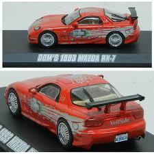 1993 mazda rx7 fast and furious. fast furious modellino auto domu0027s mazda rx7 1993 scala 143 diecast greenlight mazda rx7 fast and furious