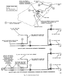 the service beacon back up lamp wiring diagram