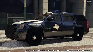 Texas State Trooper Skin for 2008 Tahoe PPV 1.2 - GTA5-Mods.com